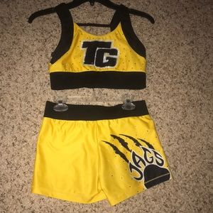 Top Gun All Stars Practice Uniform